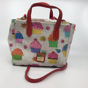 Dooney & Bourke White Small Tote Shoulder Bag